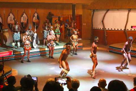 Cradle of Human Kind and Lesedi Cultural Village Day Tour
