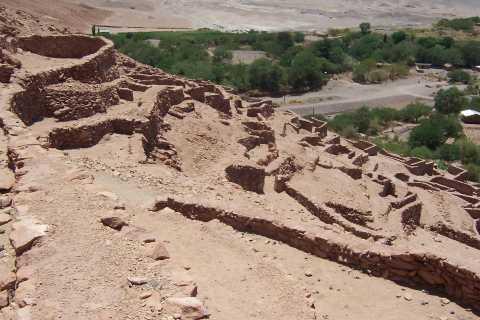San Pedro de Atacama: Pukara de Quitor and Tulor Village