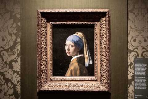 The Hague and the Mauritshuis Gallery