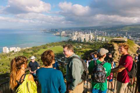 Oahu: Honolulu Bird's Eye View Eco-Tour With Pickup