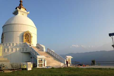 Pokhara: Half-Day Guided Sightseeing Tour