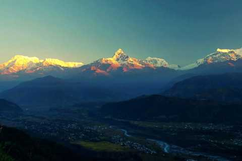 From Pokhara: Sunrise View from Sarangkot Viewing Point