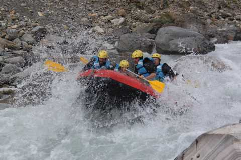 From Pokhara: Half-Day Upper Seti Rafting Experience