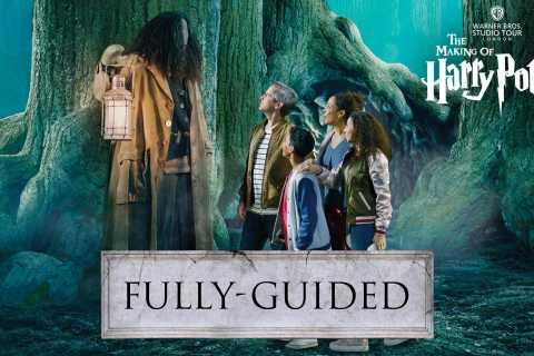 Warner Bros Studio: begeleide Making of Harry Potter-tour