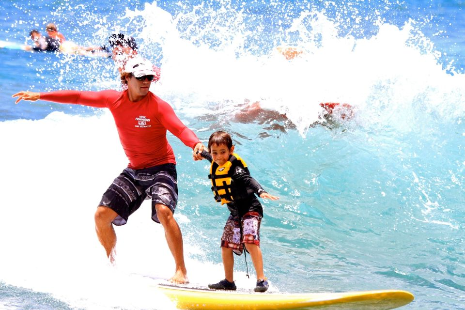 Maui: Private Surf Lessons in Lahaina