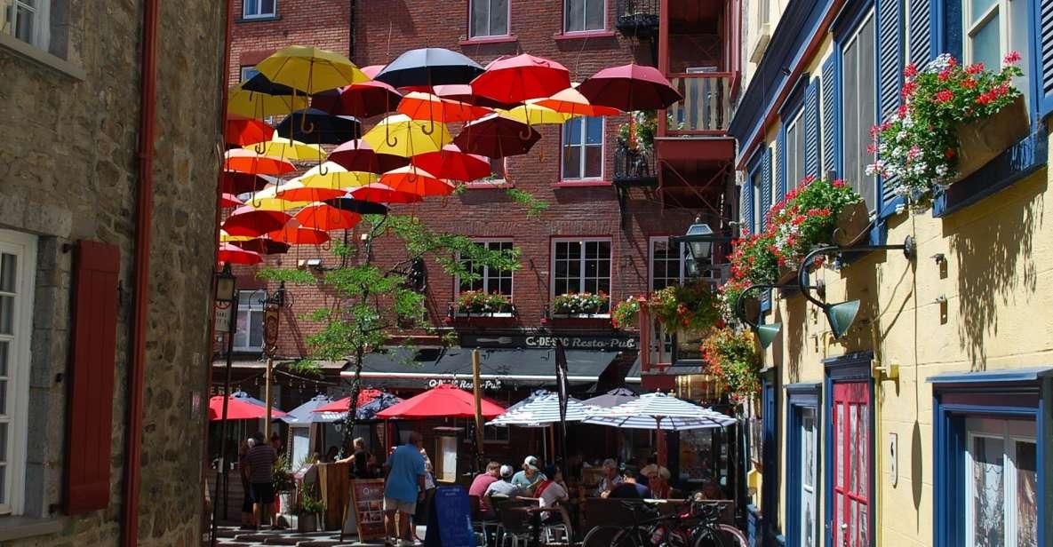 Québec City: gran tour a piedi della città vecchia