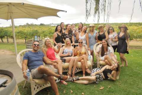From Perth: Guildford Town & Swan Valley Wine Tour w/ Cruise