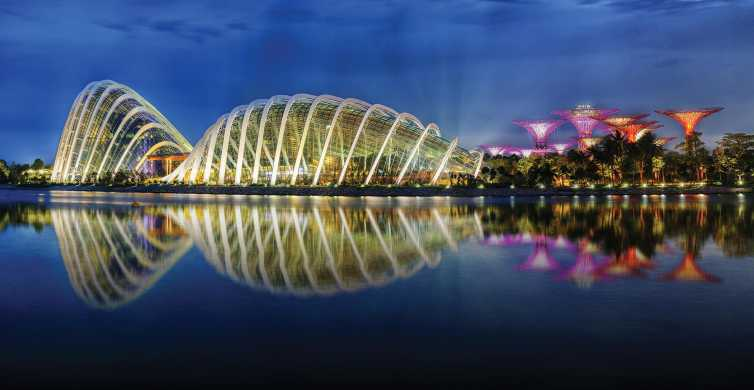 Singapore: Night Out in Marina Bay