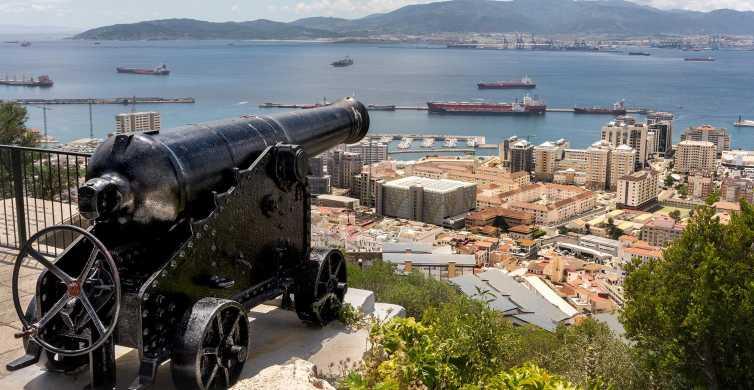From Málaga: Day Trip to Gibraltar