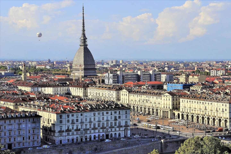 Turin: Kleingruppentour Highlights mit einheimischem Guide