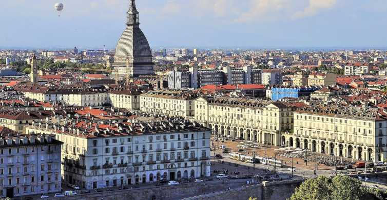 Turin Highlights Small Group Tour with a Local Guide
