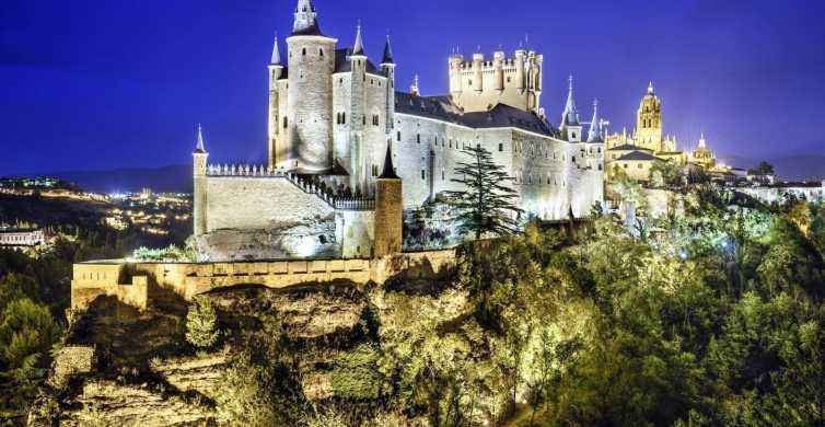 Segovia: Full-Day Trip with Guided Walking Tour from Madrid