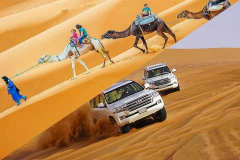 Douz: 3-Day Private Luxury Sahara Desert Safari