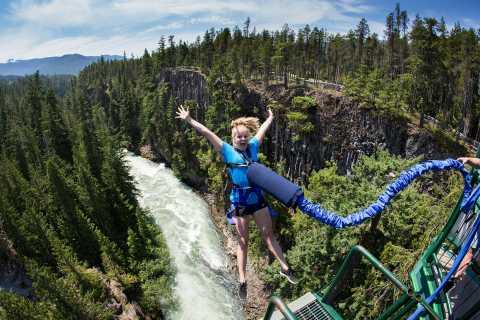 Whistler Extreme Private Tour Adventure