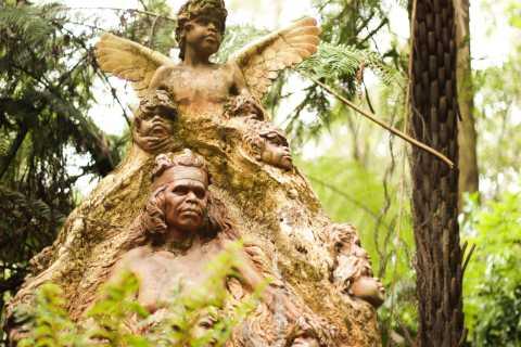 Dandenong Ranges & William Ricketts Sanctuary Tour