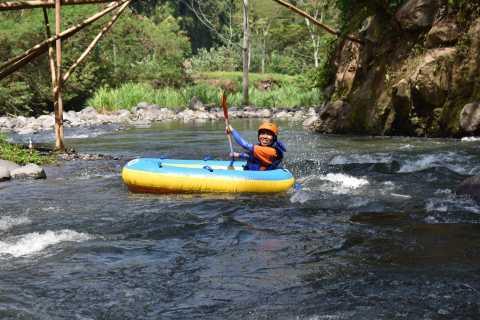 Bali: Tukad Unda River Tubing Expedition