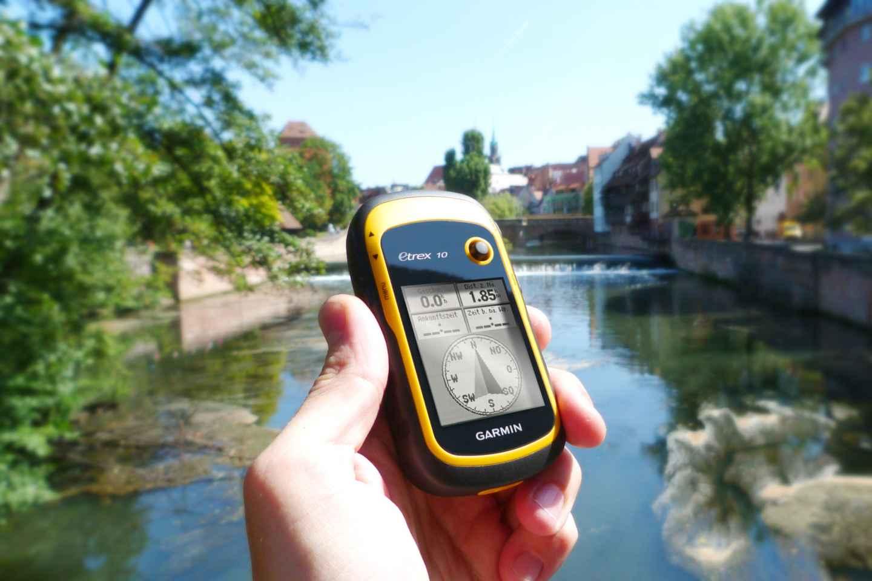Stuttgart Riverhouse GPS-Challenge