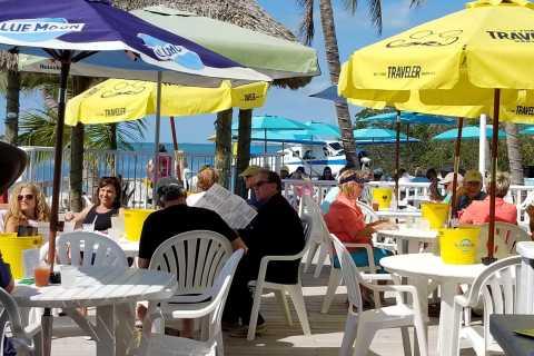 Miami: Seaplane Tour to the Keys Dining Experience