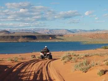 St. George: Ganztägiges ATV-Abenteuer im Sand Hollow State Park