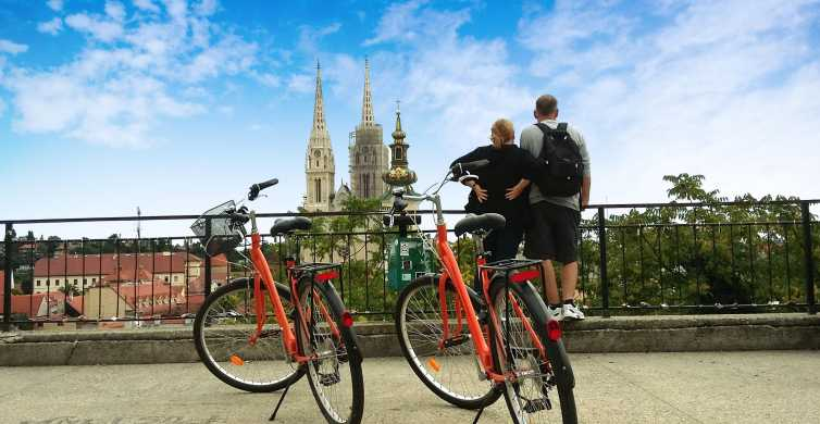 Zagreb: 3–Hour Classic Bike Tour