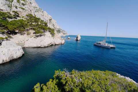 Da Marsiglia: crociera e picnic alle Calanques