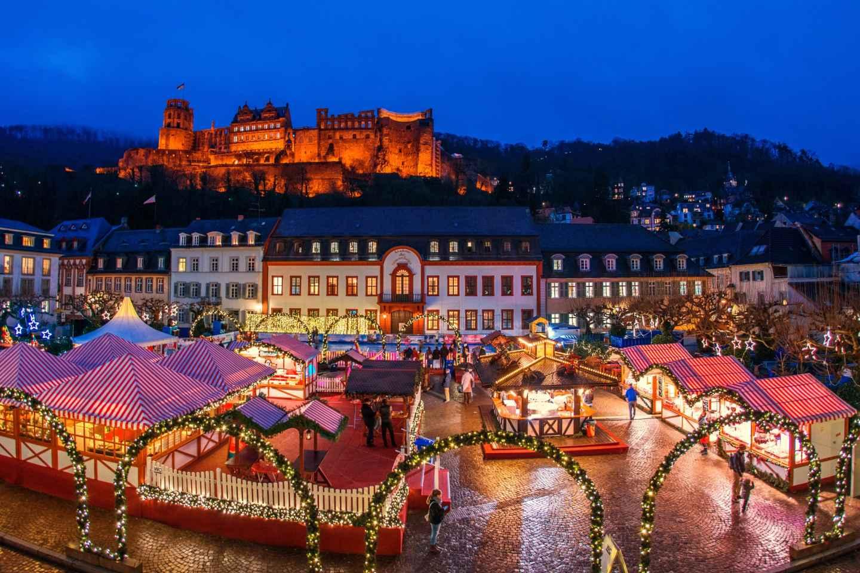 Heidelberg: 1.5-Hour Christmas Market Walking Tour