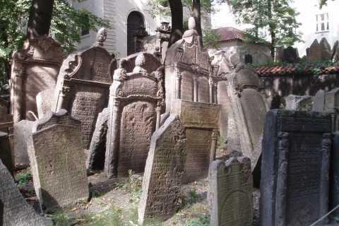 Prague: Private Tour of The Jewish Quarter