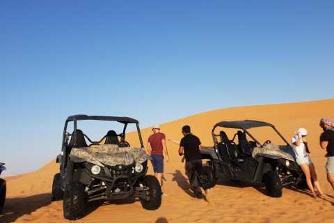 Dubai: avventura nel deserto e dune buggy al tramonto