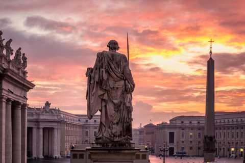 Museos Vaticanos y Capilla Sixtina: tour exclusivo de entrada temprana