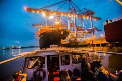 Excursão Luzes do Porto de Hamburgo