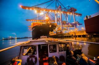 Hamburger Hafen: Leichte Tour
