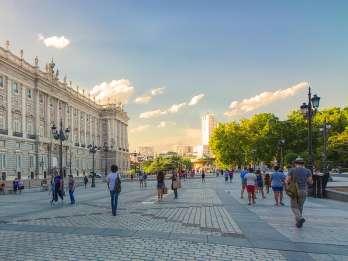 Madrid: Stadtrundgang