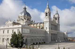 Madrid Rundgang & geführter Besuch des Königspalastes