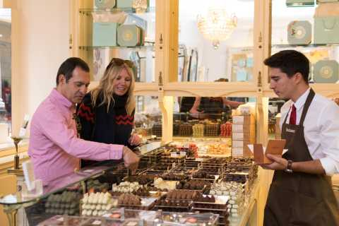 Brussels: Belgian Chocolate Tasting Tour