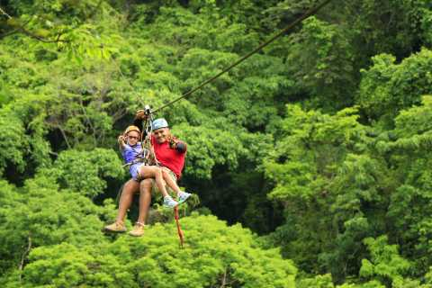 Canopy River Zip Line Tour