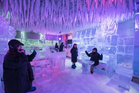 Dubai Chillout Ice Lounge: 1 times oplevelse