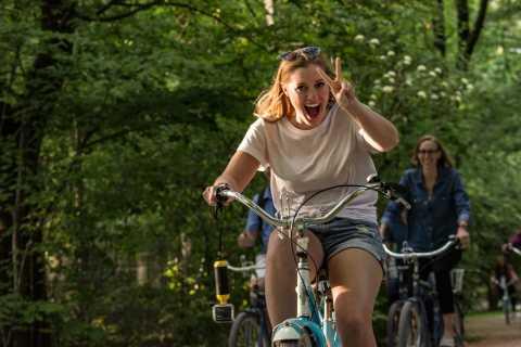 Tour classique à vélo de 4 heures de Munich