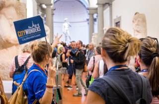Von Rom: Ganztagesausflug nach Florenz mit dem Bus