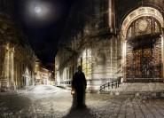 Mailand: Geister-Tour im Dunkeln zu Fuß