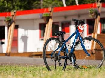 Ile d'Orleans Fahrradverleih