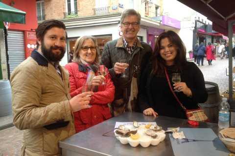 París: tour de comida a pie