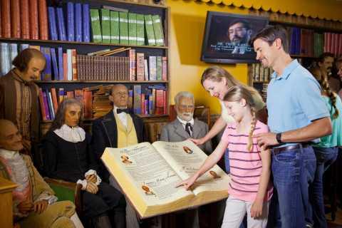 St. Augustine: Potter's Wax Museum Ticket