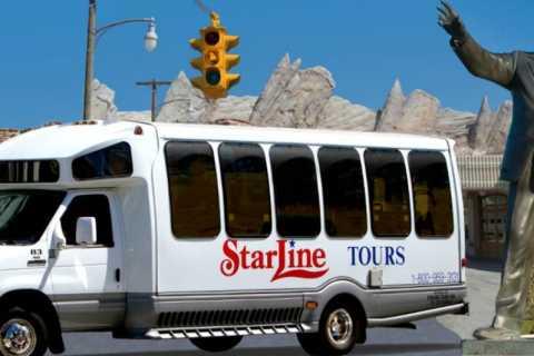Round-Trip Daily Transportation to Disneyland California