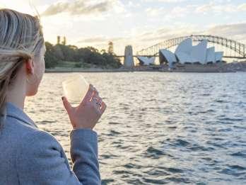 Sydney: Sehenswürdigkeiten & Schifffahrt mit Sonnenuntergang
