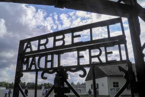Tour Campo de Concentração de Dachau saindo de Munique