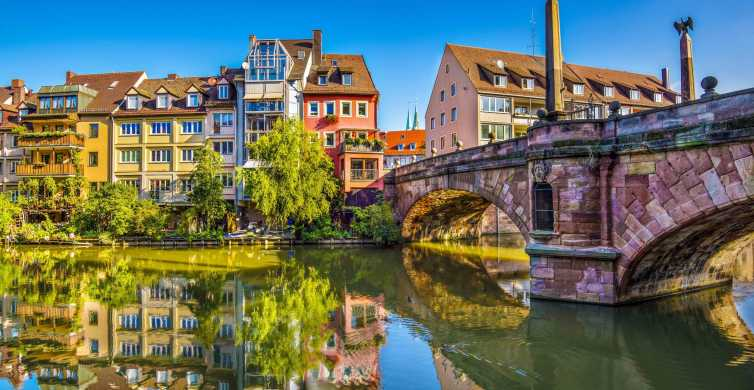 Munich: Nuremberg Day Trip from by Train