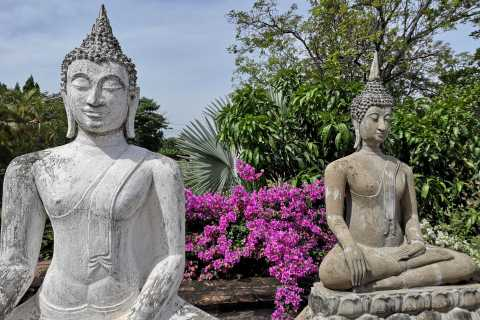 Ayutthaya Temples & Eco-Farm Private Tour from Bangkok