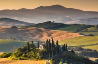 3-tägige Tour durch Siena, San Gimignano und Chianti