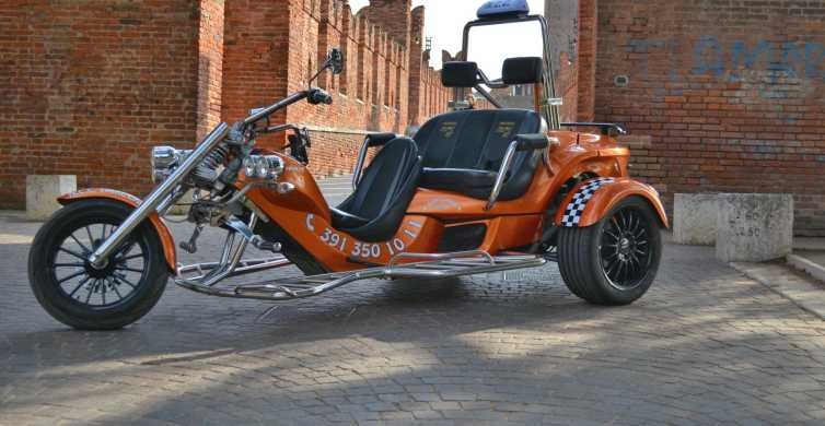 Verona Airport Transfer by Trike