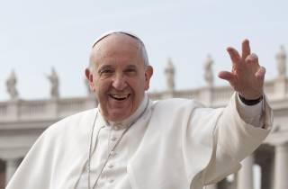 Vatikan: Papstaudienz mit Franziskus und Guide